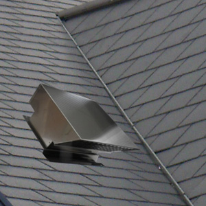 Pitched Roof Cooker Hood Motor Unit