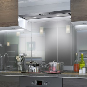 86cm Canopy Cooker Hood - Stainless Steel