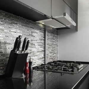 60cm Telescopic Plus Cooker Hood - Stainless Steel
