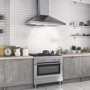 110cm Cooker Hood - Stainless Steel