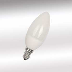 LED E14 Screw Bulb 3.4w 6500°Kelvin
