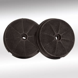 Charcoal Filter Round 5 ( 2 x per pack )
