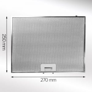 Metal Grease Filter 250mm x 270mm
