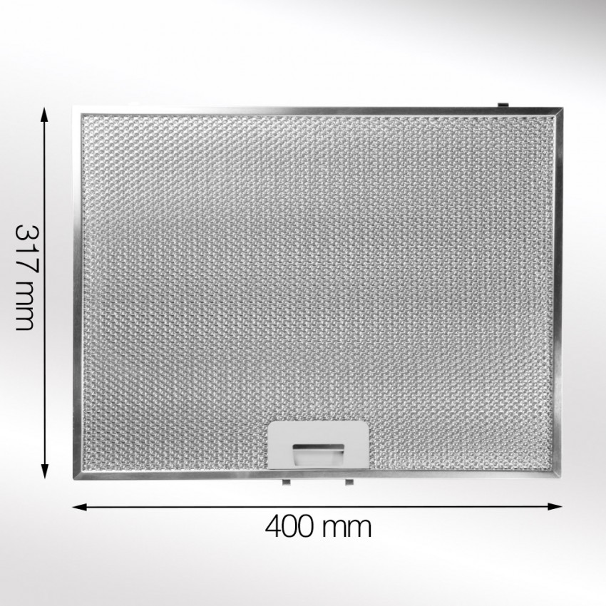 Metal Grease Filter 400mm x 317mm