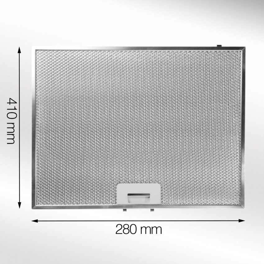 Metal Grease Filter 410mm x 280mm