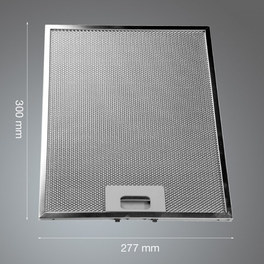 Metal Grease Filter 300mm x 277mm