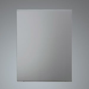 90cm Straight Stainless Steel Splashback
