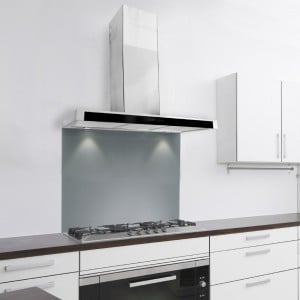 70cm FSL Slim With Glass Front - Stainless Steel