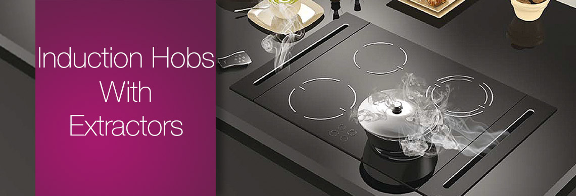 Induction Hob Extractor
