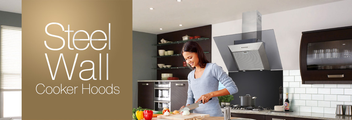 Stainless Steel Mounted Cooker Hoods