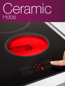 Quality Ceramic Hobs 60cm to 90cm