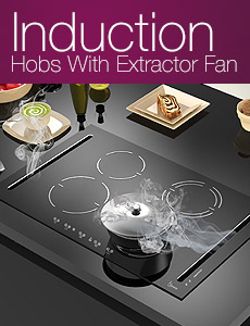 Hobs With Extractors Built In