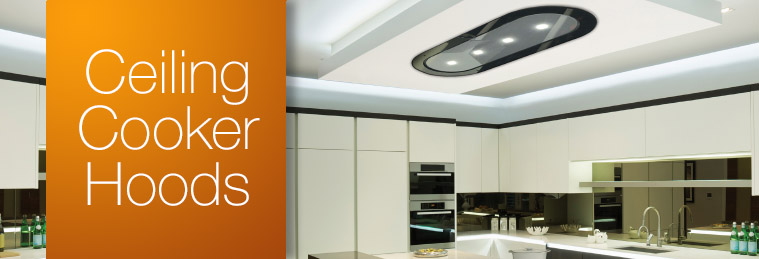 Kitchen Ceiling Extractor Fans
