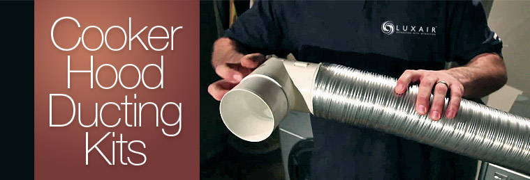 Cooker Hood Ducting Kits 6""