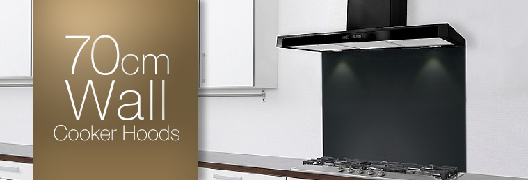 70cm Wall Mounted Cooker Hoods
