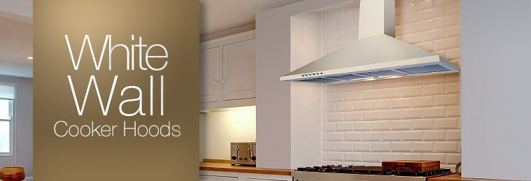 White Cooker Hoods